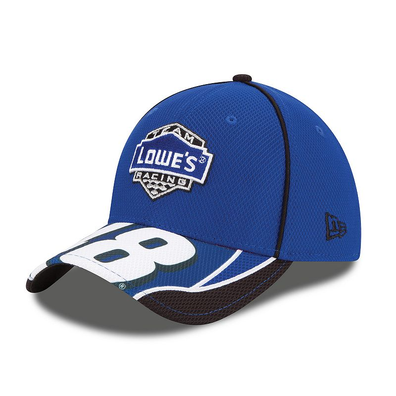 Adult New Era Jimmie Johnson Illusion 39THIRTY Stretch-Fit Cap