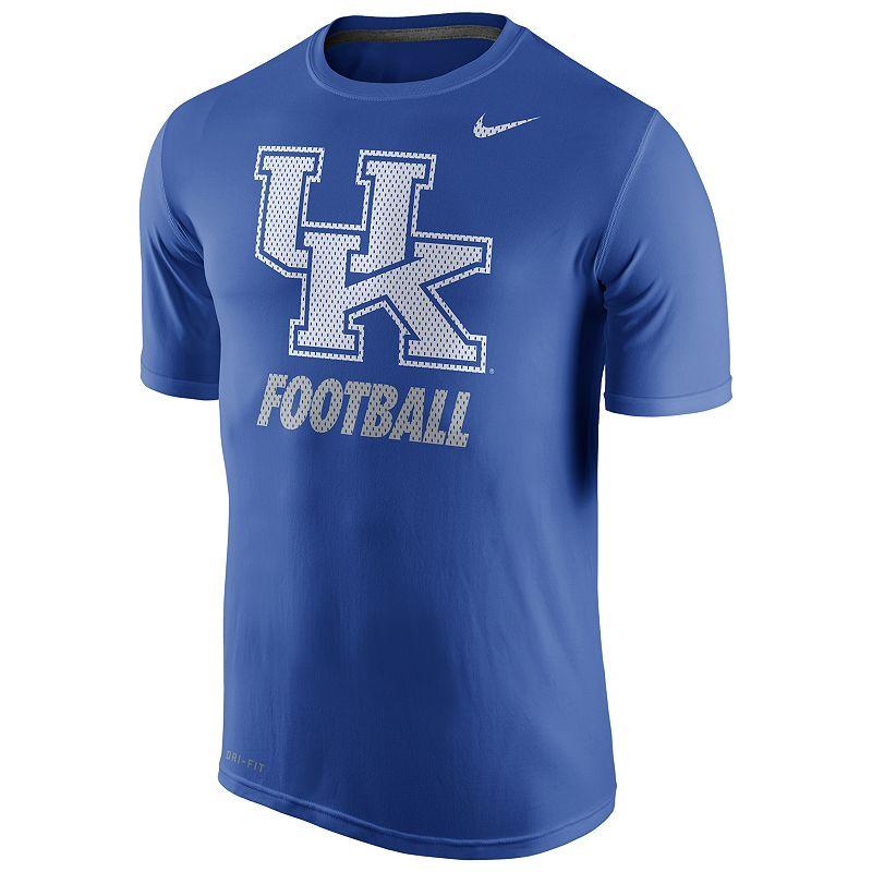 Men's Nike Kentucky Wildcats Football Legend Dri-FIT Performance Tee