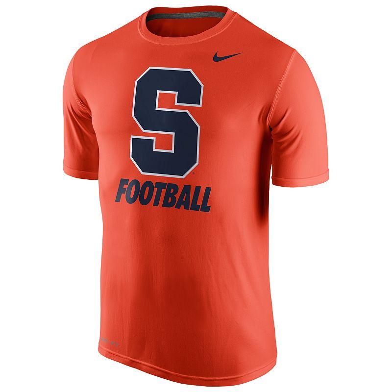 Men's Nike Syracuse Orange Football Legend Dri-FIT Performance Tee