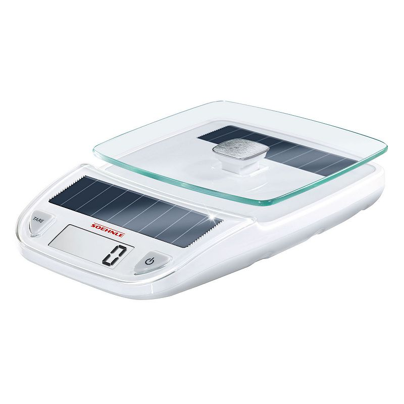 Soehnle Easy Solar Kitchen Food Scale