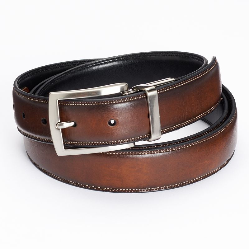 Croft & Barrow® Reversible Belt - Big & Tall