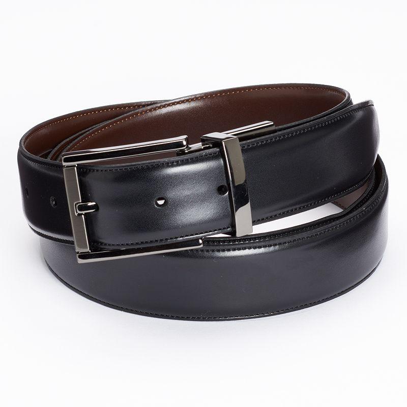 Big & Tall Apt. 9® Reversible Feather-Edge Belt