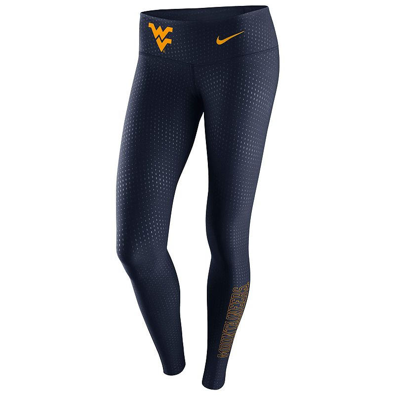 Women's Nike West Virginia Mountaineers Legend Tights