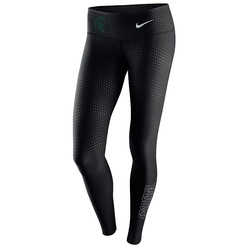 Women's Nike Michigan State Spartans Legend Tights