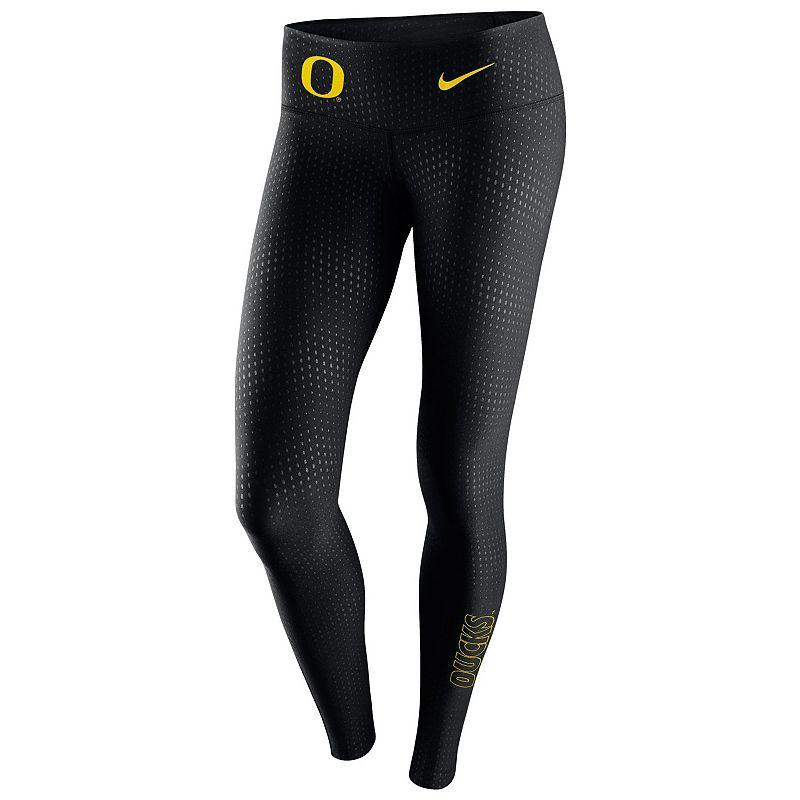 Women's Nike Oregon Ducks Legend Tights