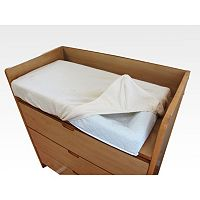 L.A. Baby 30-in. Four-Sided Changing Pad & Cover Set