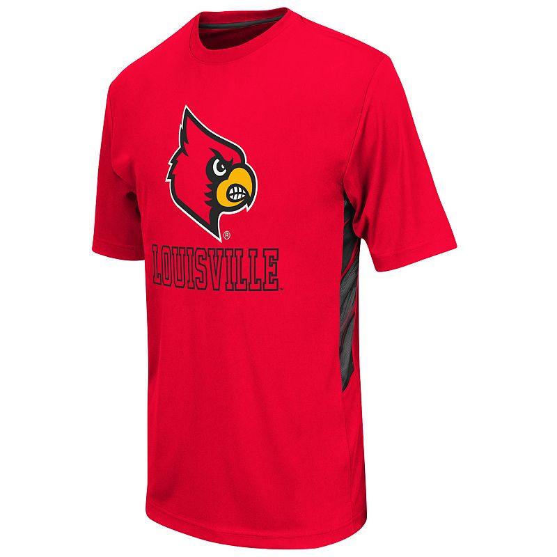 Boys 8-20 Campus Heritage Louisville Cardinals Thunderbolt Tee