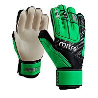 Mitre ANZA G2 Protector Soccer Goalie Gloves - Junior