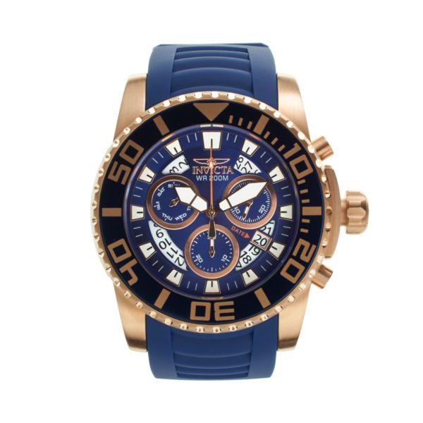 Invicta Men's Pro Diver Chronograph Watch - KH-IN-14674