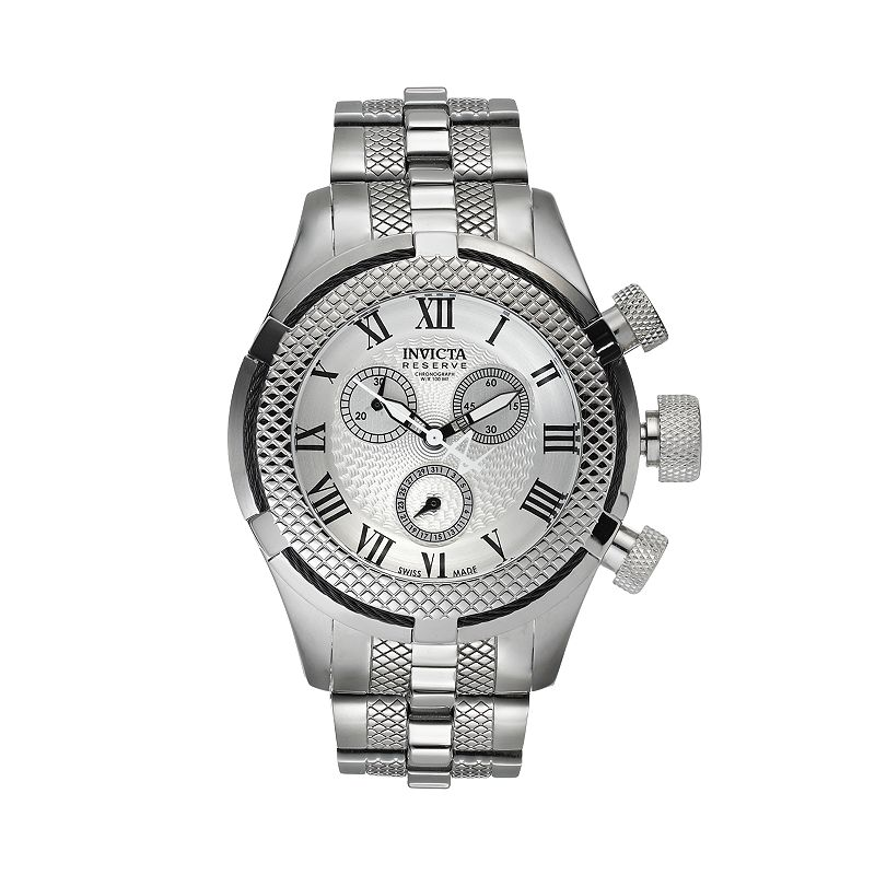 Invicta Men's Bolt Stainless Steel Chronograph Watch - KH-IN-17154