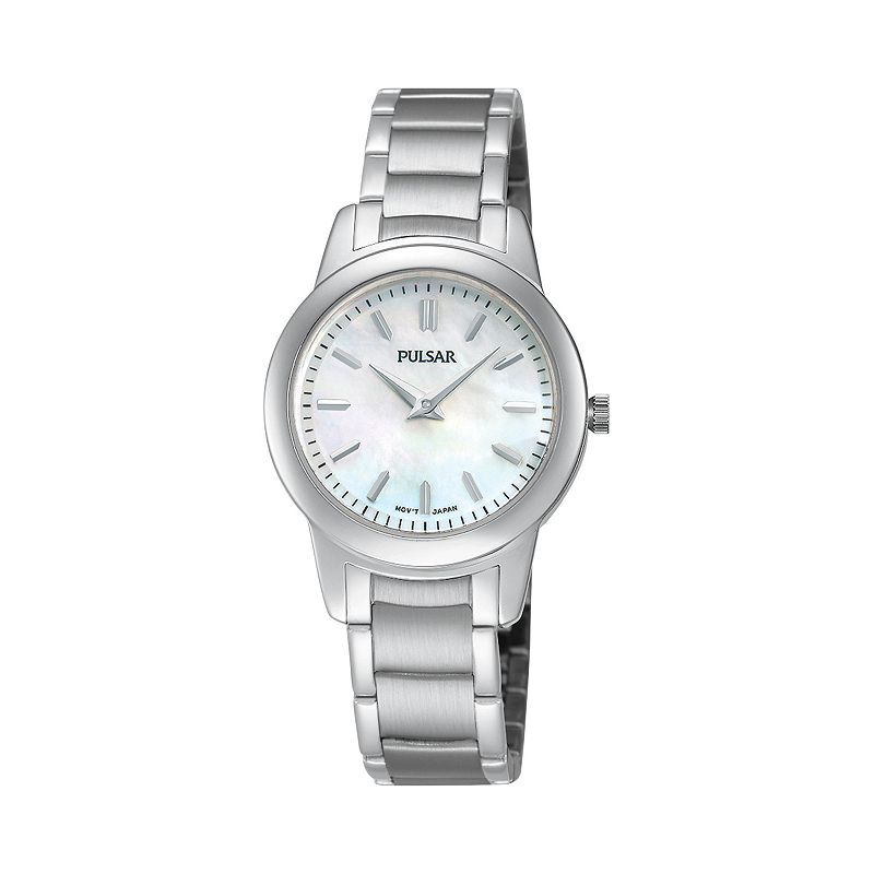 Pulsar Women's Stainless Steel Watch - PRW011
