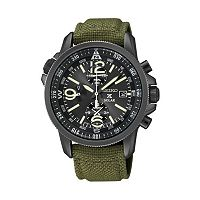 Seiko Men's Prospex Chronograph Solar Watch - SSC295