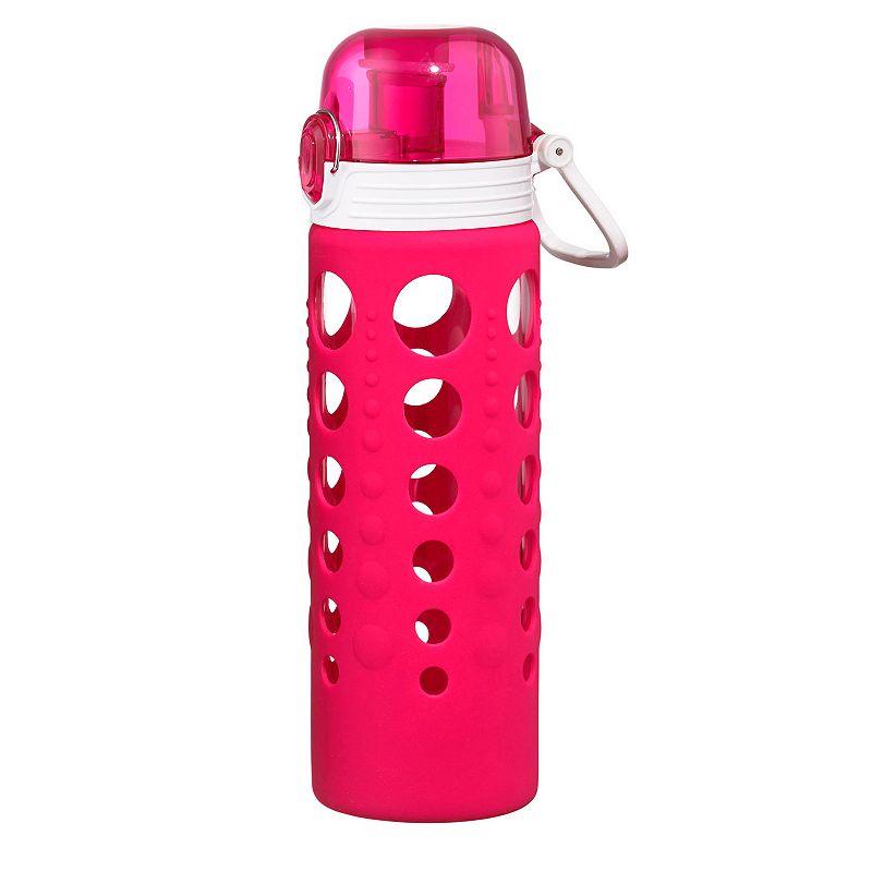 Water Bottle Youtube: Pink Water Bottle