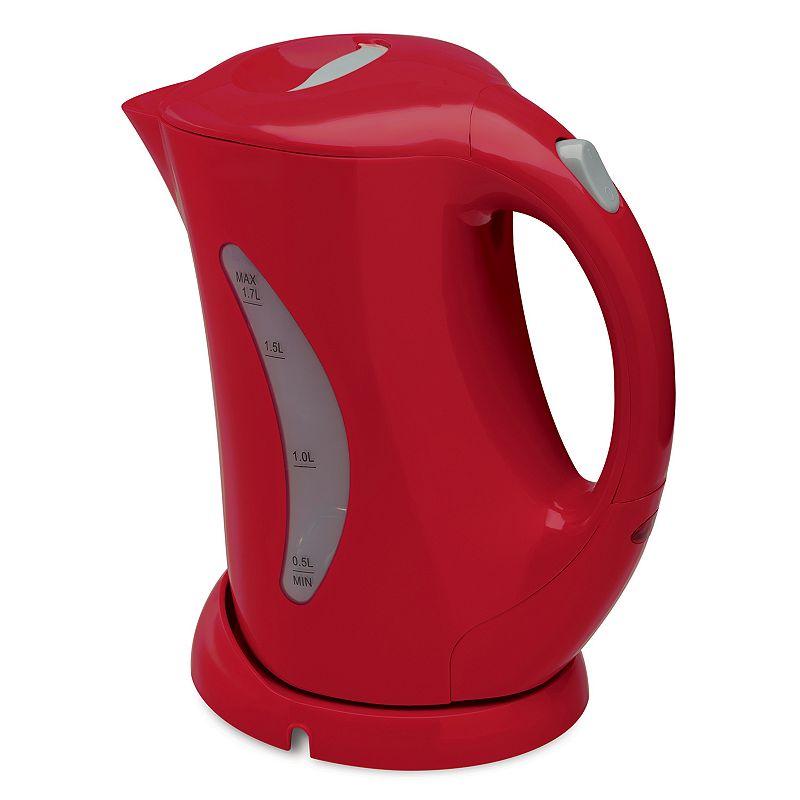 Salton 1.7-Liter Cordless Electric Kettle