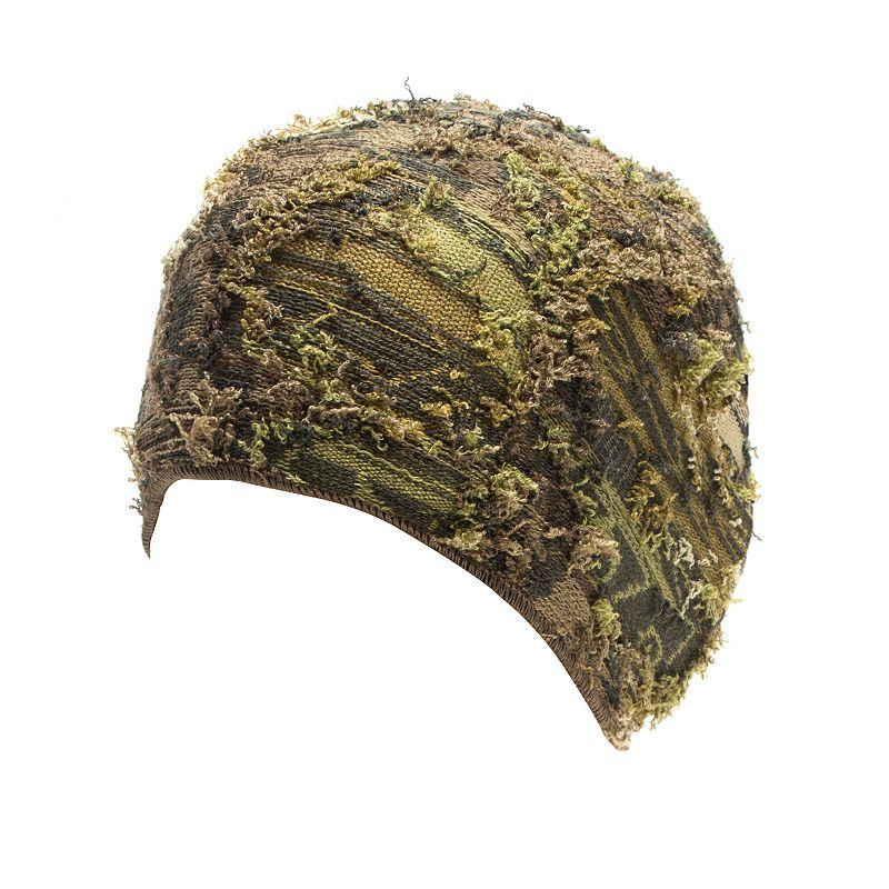 QuietWear Fleece-Lined Grassy Beanie - Men