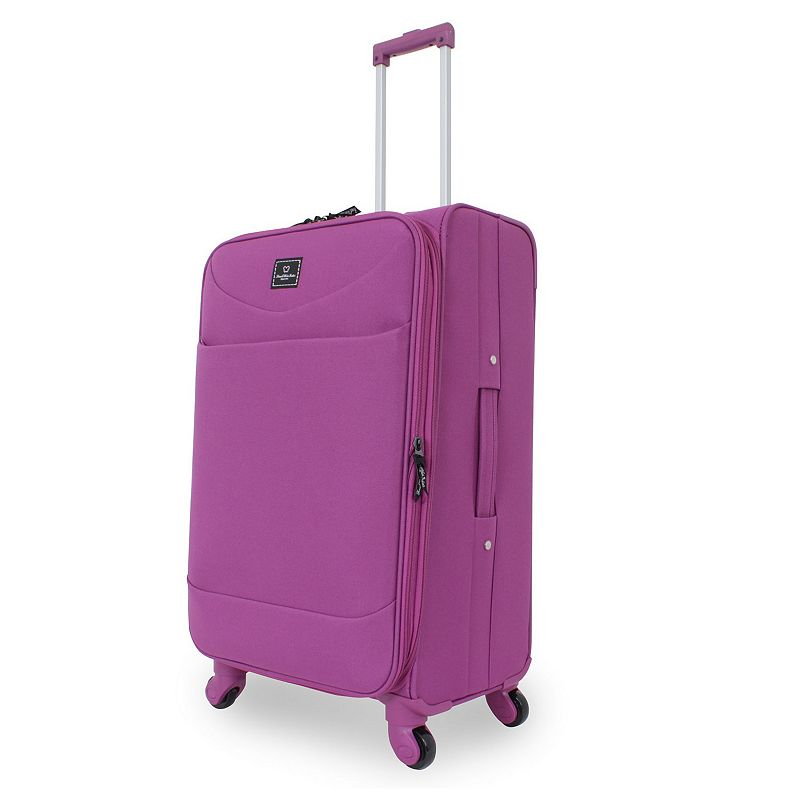 French West Indies 24-Inch Spinner Luggage