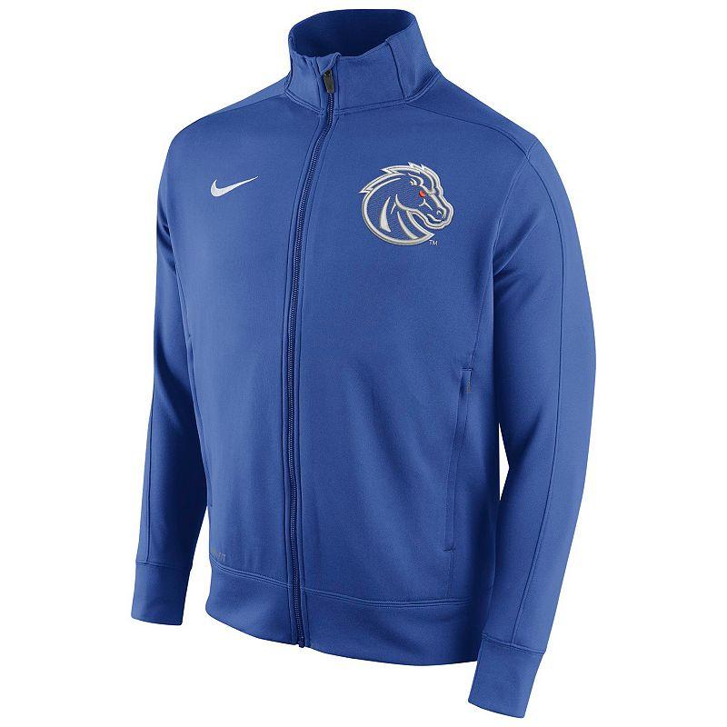 Men's Nike Boise State Broncos Stadium Class Track Jacket