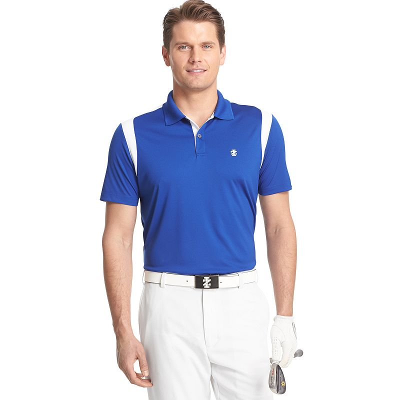 Men's IZOD Classic-Fit Gameday Mesh Performance Golf Polo
