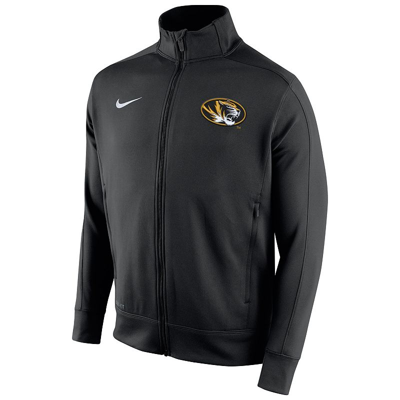 Men's Nike Missouri Tigers Stadium Class Track Jacket
