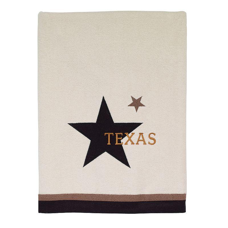 Lone Star Bath Towel