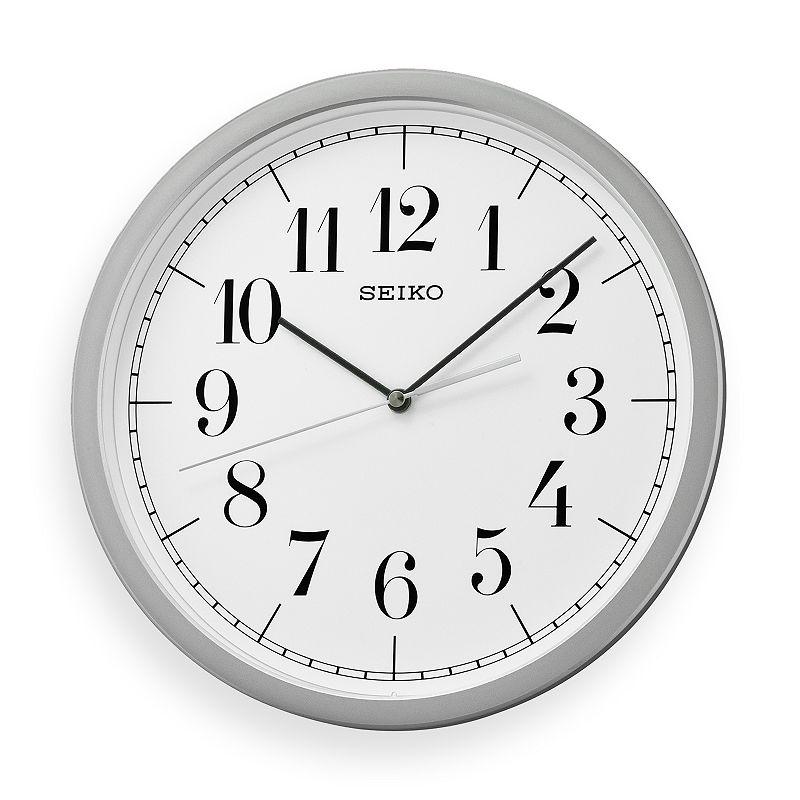 Seiko Hestor Wall Clock - QXA636SLH