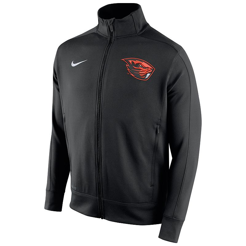 Men's Nike Oregon State Beavers Stadium Class Track Jacket