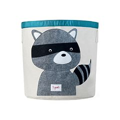 3 Sprouts Animal Storage Bin by