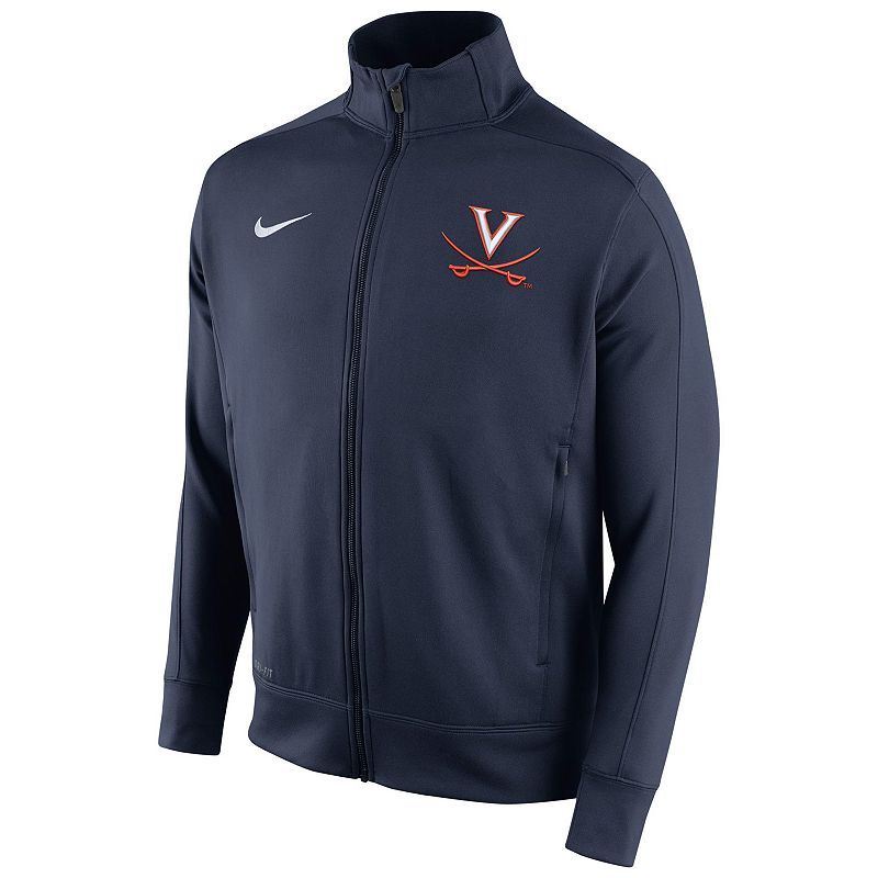Men's Nike Virginia Cavaliers Stadium Class Track Jacket