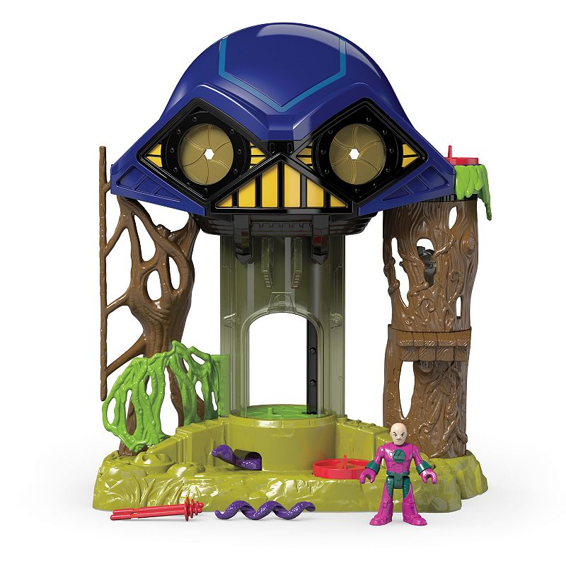 Fisher-Price Imaginext DC Super Friends Hall of Doom Play Set