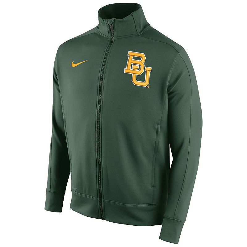 Men's Nike Baylor Bears Stadium Class Track Jacket