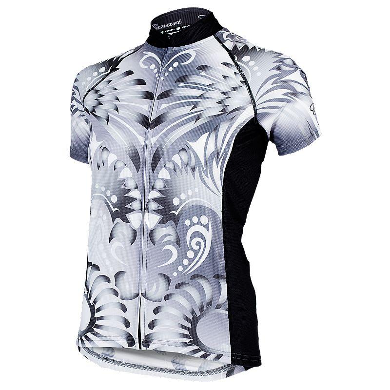 Women's Canari Cersei Full-Zip Cycling Jersey
