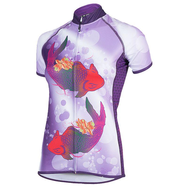 Women's Canari Daenarys Full-Zip Cycling Jersey