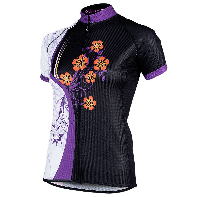 Women's Canari Sansa Full-Zip Cycling Jersey