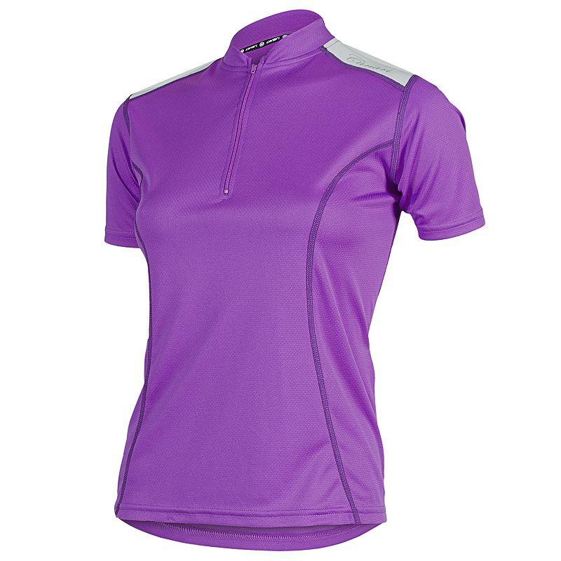 Women's Canari Essential Quarter-Zip Cycling Jersey