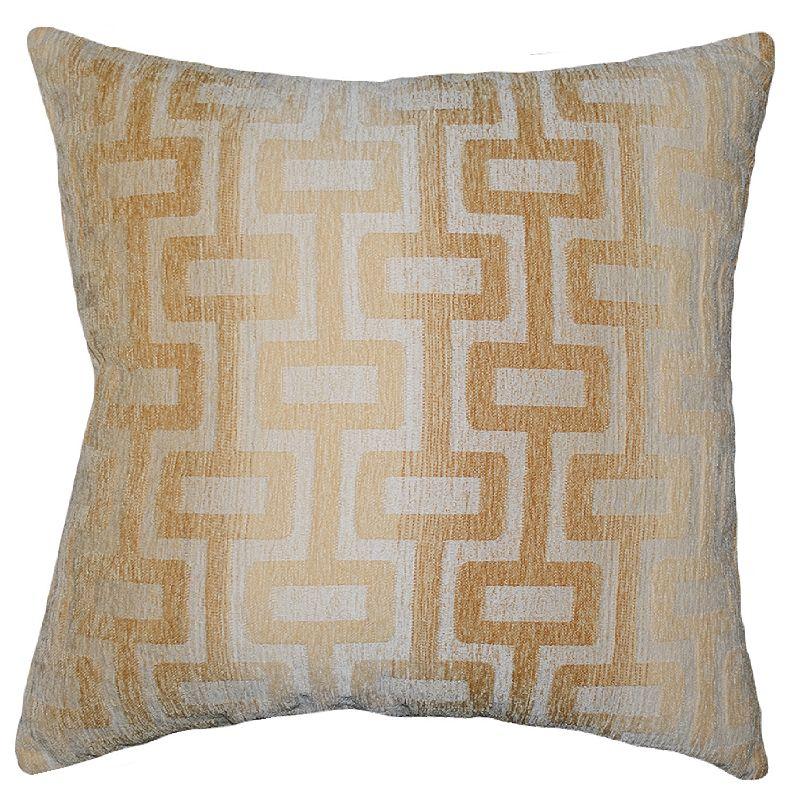 Spencer Geometric Ombre Throw Pillow Dealtrend