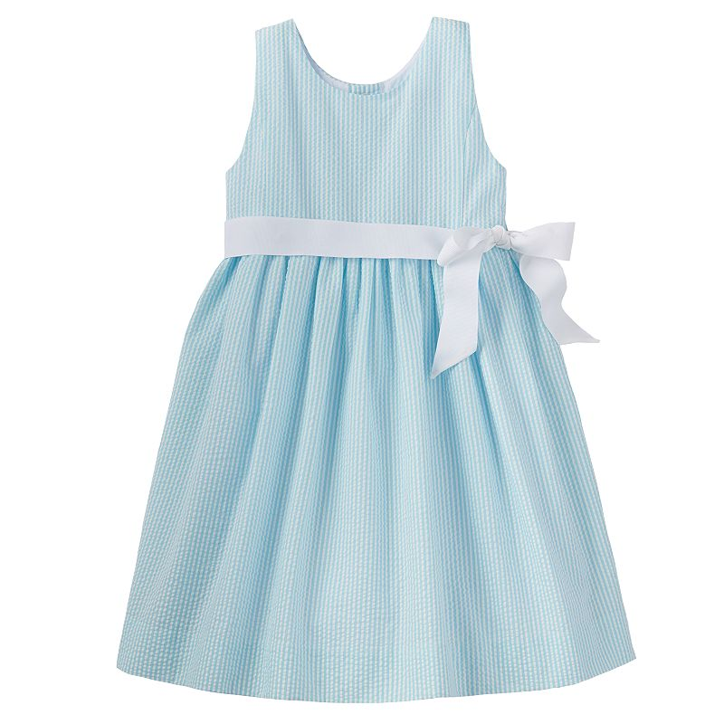 Toddler Girl Chaps Seersucker Dress