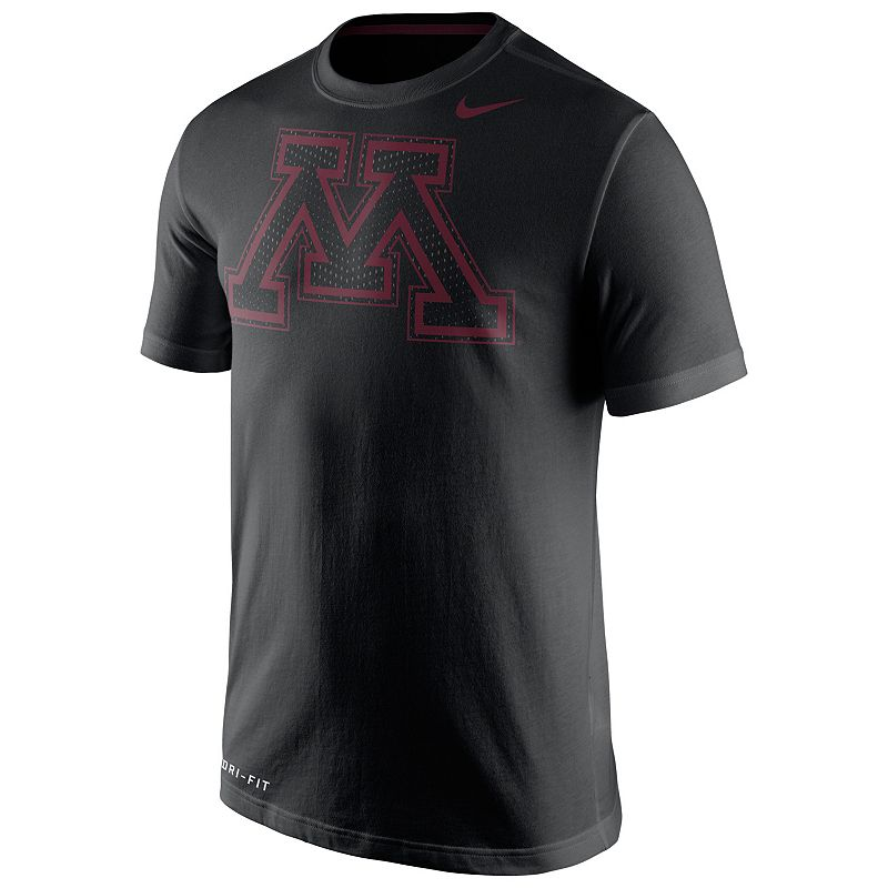 Men's Nike Minnesota Golden Gophers Travel Dri-FIT Cotton Tee