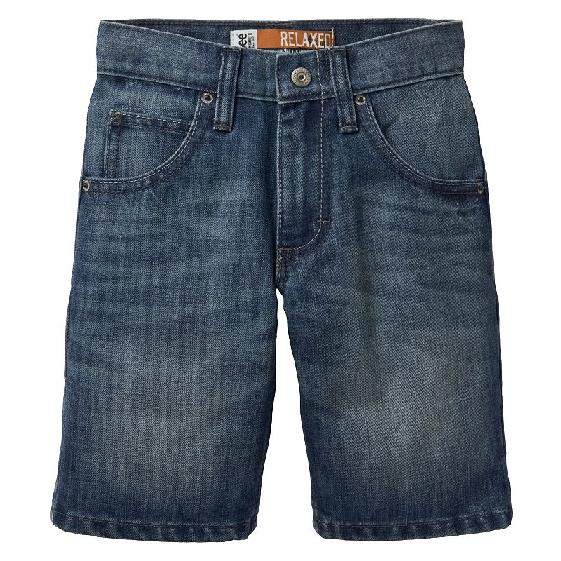 Boys 4-7x Lee Relaxed-Fit Denim Shorts