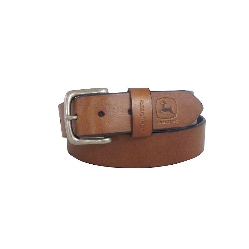 John Deere Leather Belt - Men