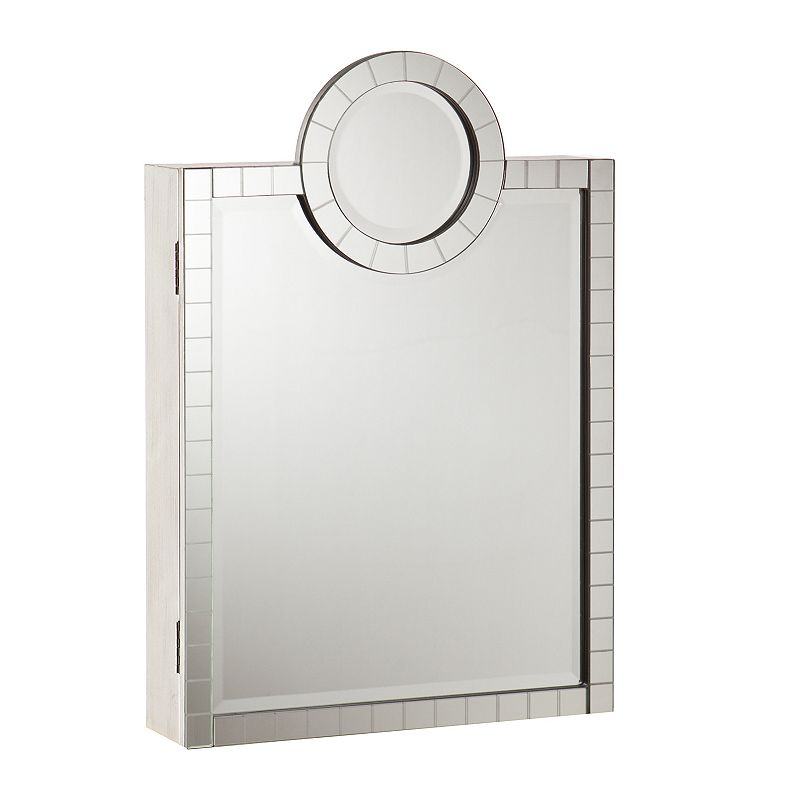 Brenna Jewelry Wall Mirror