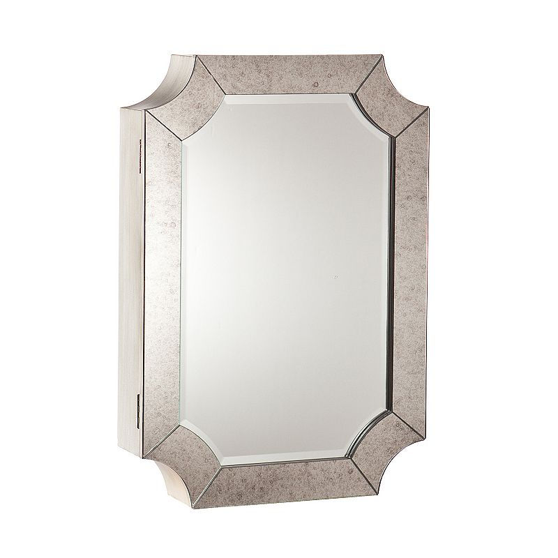 Evelyn Jewelry Wall Mirror