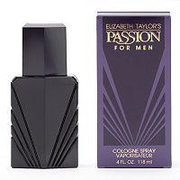 Elizabeth Taylor Passion Men's Cologne
