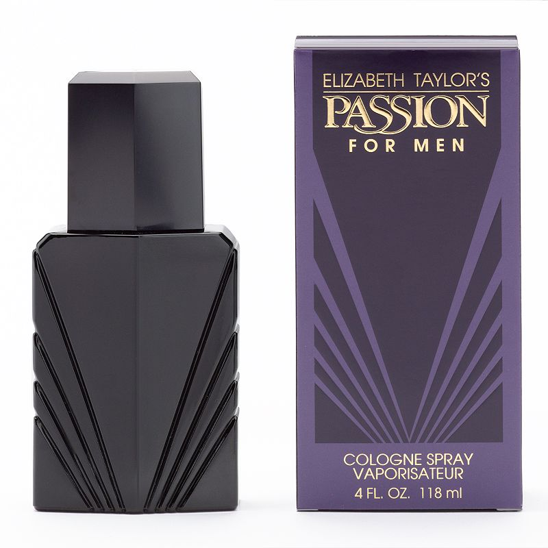 Elizabeth Taylor Passion Men's Cologne