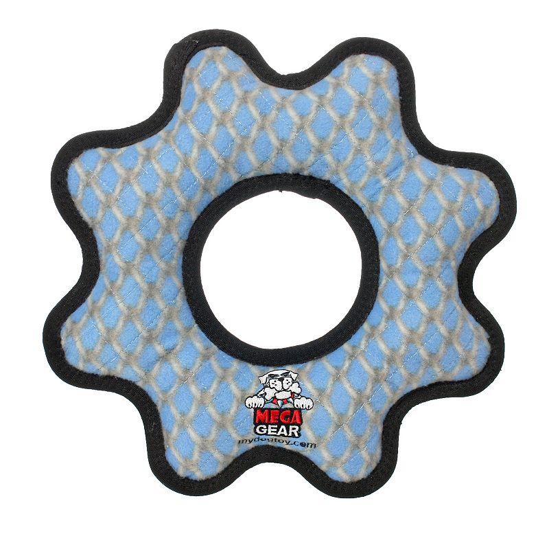 Tuffy Mega Gear Ring Chain Link Dog Toy