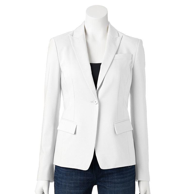 Women's Apt. 9® Solid Blazer