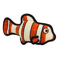 Tuffy Fish Dog Toy