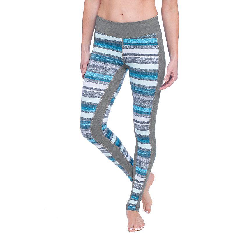 Women's Soybu Toni Printed Yoga Leggings