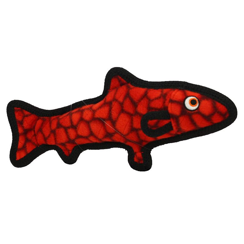 Tuffy Ocean Creature Trout Dog Toy