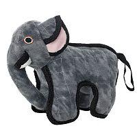 Tuffy Elephant Dog Toy