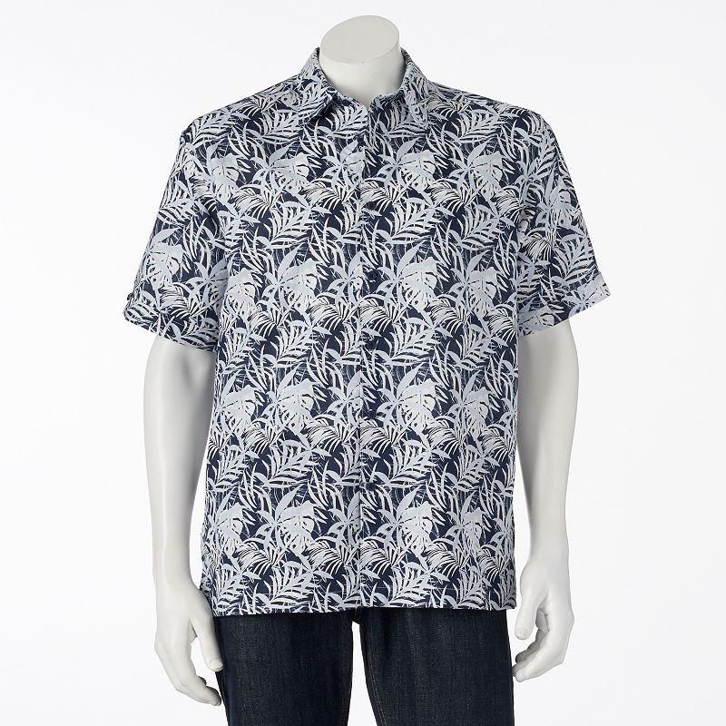 Men's Havanera Classic-Fit Casual Button-Down Shirt